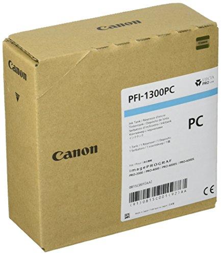 Canon de 1300de tinta estándar kapazitã ¤ T 330ml 1er Pack IPF PRO2000/4000/4000S/6000S