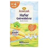 Alnatura Bio Hafer Getreidebrei nach dem 4. Monat, 250 g