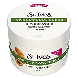 St. Ives Invigorating Apricot Body Scrub, 300 ml, Pack of 2
