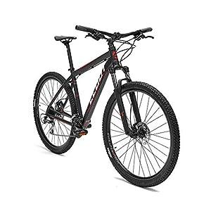 CLOOT Bicicletas de montaña 29-Bicicleta MTB 29 XR Trail 900 24v-Bicicleta Horquilla XCM, Frenos Shimano Hidraulicos, Cambio Shimano acera 24V (L)