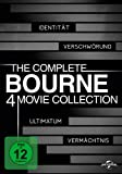 The Complete Bourne 4 Movie Collection [4 DVDs] -