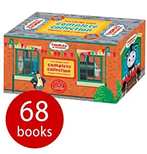 Complete Thomas The Tank Collection - 68 Books (SLIPCASE) RRP £203.99