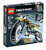 #8: Lego Technic Dirt Bike