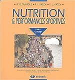 Nutrition & performances sportives de William McArdle