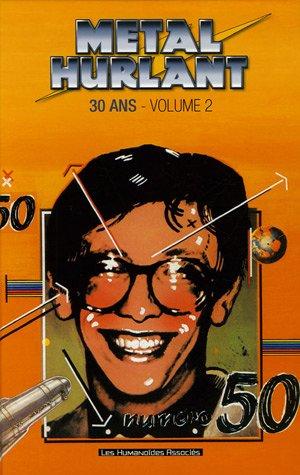 Métal Hurlant 30 ans, Tome 2 : Megalex Tomes 1 et 2 : Pack 3 volumes