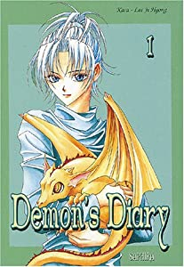 Demon's Diary Edition simple Tome 1