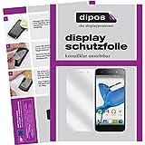 6x dipos ZTE Blade V6 Schutzfolie - klare Displayschutzfolie