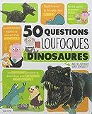 """Afficher """"50 questions loufoques sur les dinosaures"""""""