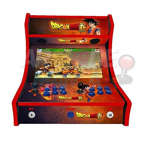 Arcade Machines - Dragon BallZ (SET 2) - 2 jugadores Arcade Bartop Machine - 815 JUEGOS EN 1