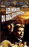 Les Mines du roi Salomon [VHS]