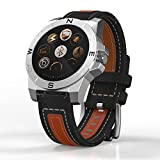 Fitness Tracker F¨¹R Windows, Schrittz?Hler Armband Edel / Schrittz?Hler Armband Touch / Handy-Uhr Smartwatch Andriod / Fitness Tracker Blutdruck Herzfrequenz GUIO18, Meilenzahl / Wecker / Kalender / Stoppuhr / Taschenrechner