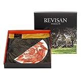 Jamón ibérico de bellota Revisan Ibéricos cortado a mano - caja premium 500 g
