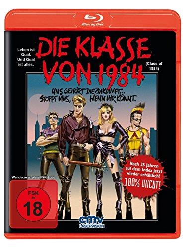 Die Klasse von 1984 - UNCUT [Blu-ray]