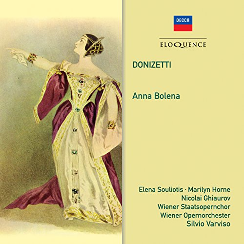 Donizetti: Anna Bolena, Act 2, Scene 3 - Vivi tu, te ne scongiuro