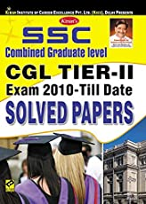 Kiran's SSC CGL Tier – II Exam 2010 – Till Date Solved Papers - 1854