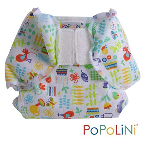 TAILLE L POPOLINI Culotte de protection Popowrap TIPI 9-15 kg