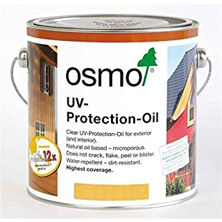 Osmo UV-Protection Oil-Clear Without Active Ingredients 410D 2.5 Litre