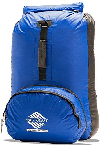 Aqua-Quest 'Himal' Waterproof Ultra Light Backpack Dry Bag 20L - Blue by Aqua-Quest