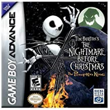 Tim Burton: Nightmare Before Christmas / Game