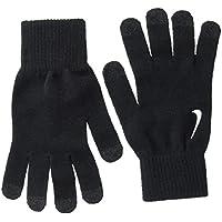 Nike Knitted Tech Guantes, Unisex Adulto, (Negro/Blanco), L/XL
