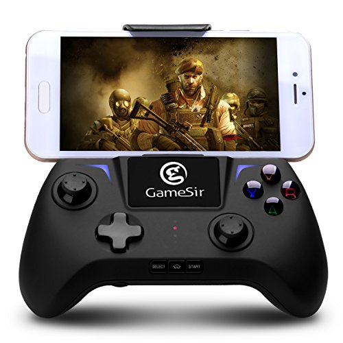 GameSir G2u Tragbar Reise Android Gamepad Game Controller (geeignet für Android Smartphone) (Ps3-sonic-controller)
