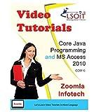 #1: LSOIT Core Java + MS Access 2010 Video Tutorials (DVD)