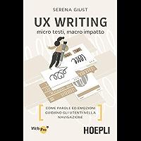 UX Writing: micro testi, macro impatto