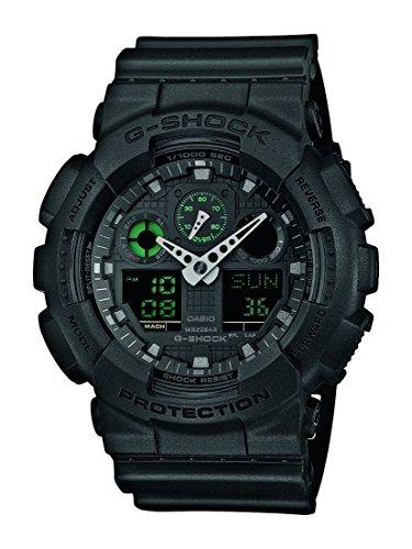 g shock kinder Casio G-Shock Herren-Armbanduhr GA 100MB 1AER