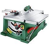 Bosch DIY Unterflur-Zugsäge PPS 7 S, Tischerweiterung mit Stütze, 2 Batterien für Laser, Karton (1,400 W, Kreissägeblatt Nenn-Ø 190 mm)