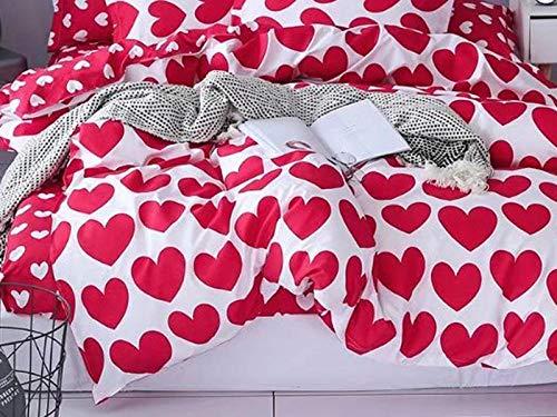TylAdamdongdong Kinderbettwäsche,Cartoon Kids Bettbezug Bettwäsche Single Double Queen King-Farbe wie Bild 13_200x200cm