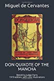 DON QUIXOTE OF THE MANCHA: Retold by Judge Parry, 1919 edition, with color illustrations