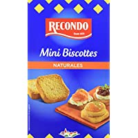 Recondo Mini Biscottes - 120 g