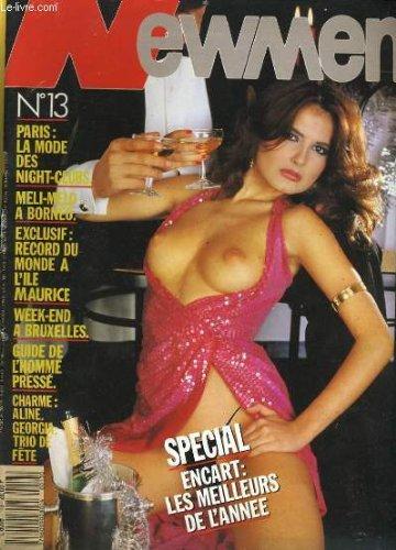 Newmen n13 - record du monde a l'ile maurice - paris: mode des nights-clubs...