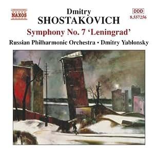 Shostakovich - Symphony No 7