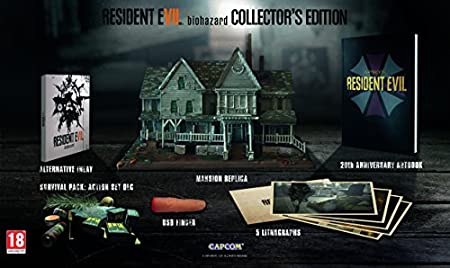 Resident Evil VII Collector's Edition - No Game