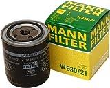 Mann Filter W 930/21 Filtro de Aceite