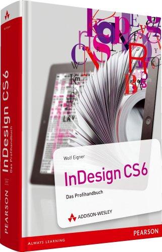 InDesign CS6: Das Profihandbuch Buch-Cover