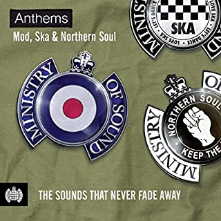 Anthems: Mod, Ska & Northern Soul - Ministry Of Sound (B07D51TY4F) | Amazon price tracker / tracking, Amazon price history charts, Amazon price watches, Amazon price drop alerts
