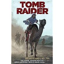 TOMB RAIDER 02 SECRETS AND LIES