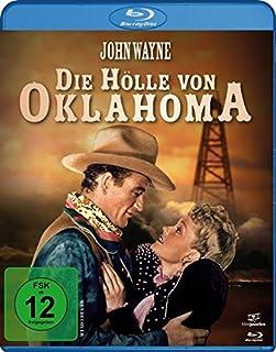 Die Hölle von Oklahoma (John Wayne) [Blu-ray]