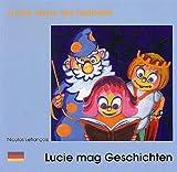 Image de Lucie aime les histoires: Lucie mag Geschichten : Edition bilingue français-allemand