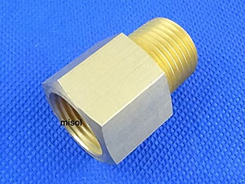 MISOL 1 pcs of Adaptor fitting 1/2