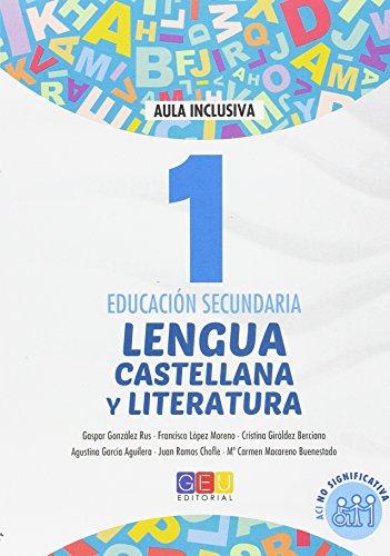 LENGUA CASTELLANA Y LITERATURA 1 SECUNDARIA. ACI NO SIGNIFICATIVA