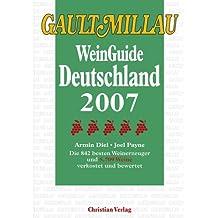 Gault Millau Weinguide Deutschland 2007
