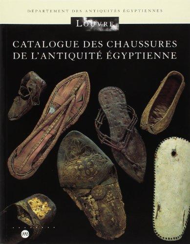 Catalogue des chaussures de l'antiquité égyptienne