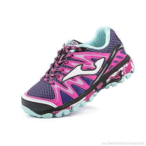 Joma Trek Jr - Scarpe Trail Ginnastica Bambina - Girl's Trail Running Shoes 33