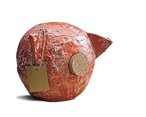 Golden Pigs Hucha Cerdito de Ceramica Colección Grunge - Alcancía Vintage