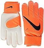 Nike Match Guantes de Portero, Unisex Adulto, Naranja (Total Orange/Hyper Crimson/Black), 8