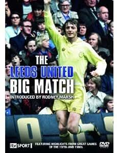 The Leeds United Big Match [DVD]