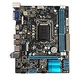 Homyl H61V173 Desktop-Computer Motherboard 4 Anschlüsse USB Micro ATX Mainboard LGA 1155